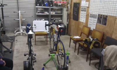 Lemond and KKRM side by side